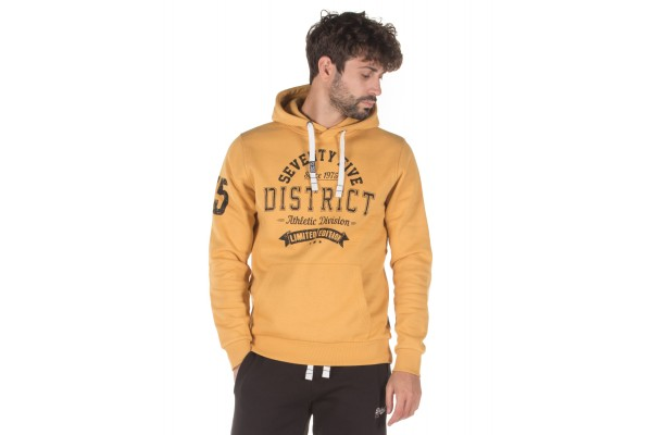 DISTRICT75 220MHO-808 Mustard