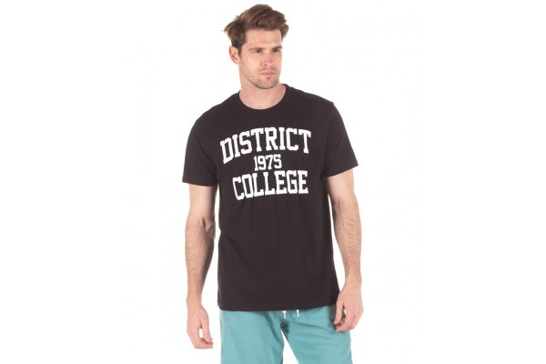 DISTRICT75 119MSS-400 Black