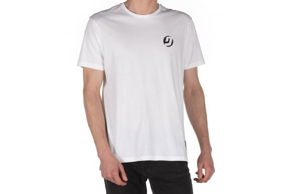 DISTRICT75 MEN'S TEE 120MSS-669 White