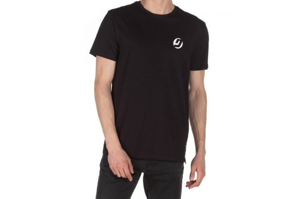 DISTRICT75 MEN'S TEE 120MSS-669 Black