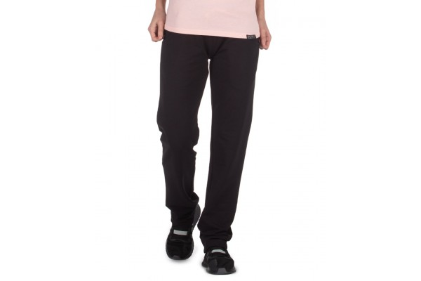 DISTRICT75 WOMEN'S SWEATPANTS 120WPA-755-071 Black