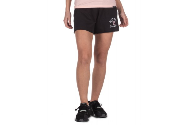 DISTRICT75 WOMEN'S SHORT PANTS 120WSO-754 Black