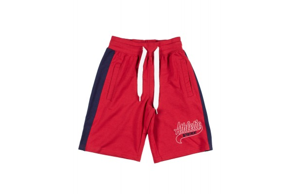 DISTRICT75 BOYS' SHORT PANTS 120KBVE-738 Red