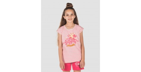 DISTRICT75 119KGSS-527 Pink