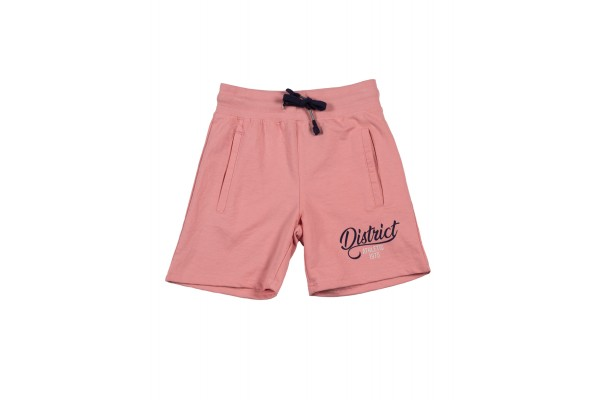 DISTRICT75 GIRLS' SHORT PANTS 120KGVE-749 Pink