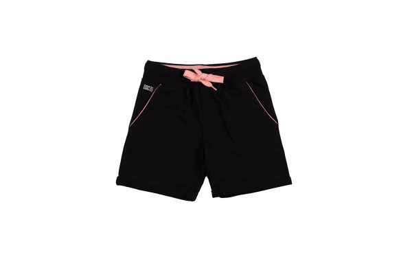 DISTRICT75 GIRLS' SHORTS 120KGVE-750 Black